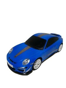 Posche GT3RS 4.0 Blue Car Parts No Mirrors As Is.