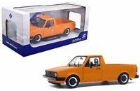 1:18 1982 VW Caddy MK1 -- Metallic Orange -- Solido