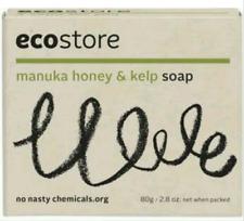 ECOSTORE NEW ZEALAND MANUKA HONEY & KELP SOAP, FULL SIZE