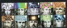 GB 2010 Royal Society 350th Anniversary set MNH