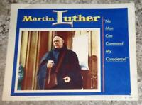 Lobby Card for Movie Martin Luther Starring Niall MacGinnis 1953