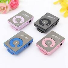Portable Mini Multi Color Mp3 / Mp4 Music Player With Headset & USB Charger