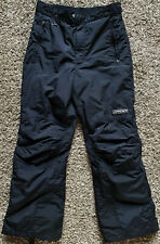 Spyder Entrant GII Men's Small Short Black Insulated Ski Pants Dynatec Snowboard