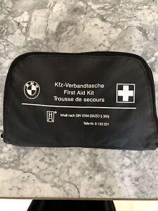 BMW FIRST AID KIT UNUSED Car First Aid Kit