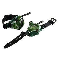 2pcs Wrist Watch Walkie Talkie Toy Kids & Parents Outdoor Intercom Game Gift US