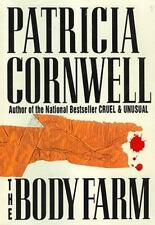 Kay Scarpetta: Body Farm No. 5 by Patricia Cornwell (1994, Hardcover)