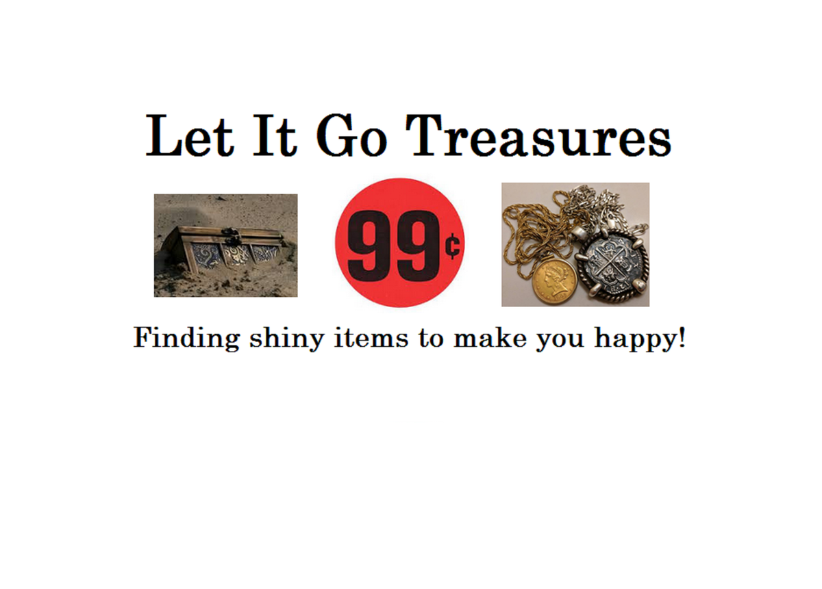 Let It Go Treasures