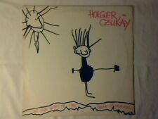 HOLGER CZUKAY On the way to the peak of normal lp GERMANY CAN JAH WOBBLE