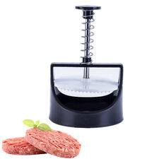 Burger Press Hamburger Patty Maker Non Stick Patty Meat Beef Grill Cooking Mould