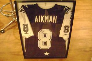 Troy Aikman Autographed Apex 75th Anniversary Throwback Dallas Cowboys Jersey