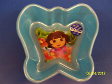 Dora the Explorer Zak Birthday Party Favor Gift Butterfly Shaped Plastic Bowl