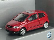 Norev VW FOX, rot  - Werbemodell - 1:87