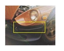 Datsun 240Z 260Z 280Z 70-78  Front Bumper Delete Plate Set Filler 758