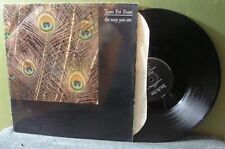"""Tears For Fears """"The Way You Are"""" 12"""" NM OOP Remix LP Oleta Admas"""