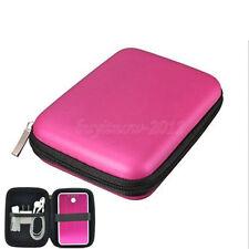 2.5 Zoll Portable HDD Hardcase Tasche für externe Festplatte Schutzhülle für PC