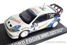 1/43 FORD FOCUS WRC MARTIN RALLY ACROPOLIS IXO ALTAYA