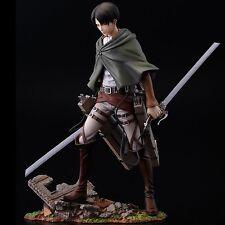 Attack On Titan Shingeki no Kyojin Sentinel Levi 1/8 Figure NEW JAPAN AUTHENTIC