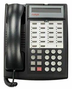 """""""NEW"""" Avaya Partner 18D Black Phone 108236712 108883257 108236639 7311H13"""