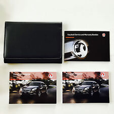 VAUXHALL INSIGNIA OWNERS MANUAL HANDBOOK PACK + NEW BLANK SERVICE BOOK To 2011