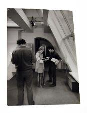 "1969 KEN REGAN Dustin Hoffman/Mia Farrow SCRIPT READ 14""x9 3/4"" PHOTO John+Mary"