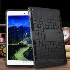 Armor Heavy Duty Hybrid Silicone Rugged Stand Hard Case Cover For iPad Air 2 /6