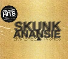 Skunk Anansie - Smashes & Trashes (2009 CD) Greatest Hits + 3 New Tracks (New)