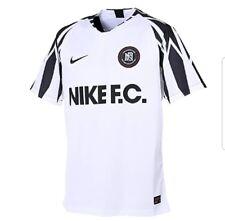 Nike F.C. Soccer Football Training Jersey Size 2Xl Aa8128 100 White