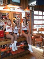 Cheerleader Hooters Girl Shiny Glossy Tights SALE