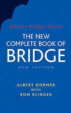 The New Complete Book of Bridge (MASTER BRIDGE), By Klinger, Ron, Dormer, Albert