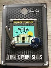 HARD ROCK CAFE YANKEE STADIUM GLOBAL CITY AMP SERIE PIN