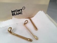 Montblanc Classique Ballpoint Rollerball Fountain Gold Clip 144/164/163 Parts