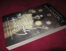 Calling Mr Lonely Hearts ~ Laura Benedict Eerie gothic thriller menace seduction