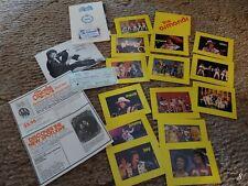 New listing Large Osmond Fan Club Lot Jimmy Donny Marie Olive Signature 1970'S Osmonds Flyer