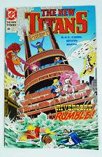 The New Titans #69 (Sep 1990, DC)