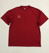 St. Louis Cardinals Nike FitDRY Shirt Size Large