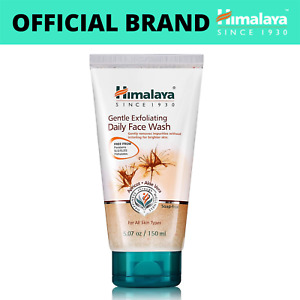 Himalaya Gentle Exfoliating Daily Face Wash | with Apricot, Neem & More | 150 ml
