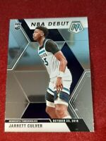 2019-20 Panini Mosaic NBA Debut #263 Jarrett Culver Rookie RC Timberwolves