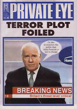 PRIVATE EYE 1165 - 18 - 31 Aug 2006 - John Reid - TERROR PLOT FOILED