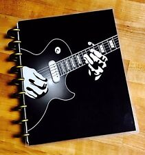 Music Instrument Guitar Piano Cover Set for use with the Happy Planner