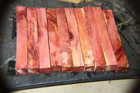 12 Aromatic Red Cedar Pen Blanks Wood Turning