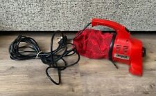 Dirt Devil Royal 150 Handheld Vacuum Cleaner- Tested & Working- Retro Red