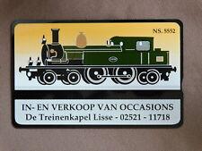 RCZ 129 MINT Ongebruikt Nederland - TRAIN  opl 1000