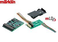 Märklin H0 60972 LokDecoder mLD3 mit Leiterplatte für Trix + Märklin - NEU + OVP