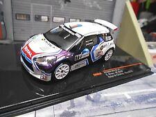 CITROEN DS3 R5 Rallye Condroz 2016 #7 Breen Michelin Les Gets RAM652 IXO 1:43