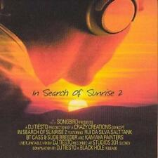 Various Artists : In Search of Sunrise: Mixed By DJ Tiesto - Volume 2 CD (2009)