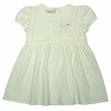 Vestiti bianchi per bambine dai 2 ai 16 anni 100% Cotone