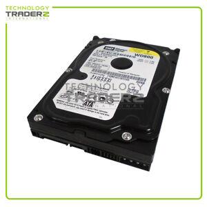 71P7293 IBM 80GB SATA 7.2K 1.5G 3.5'' Hard Drive 39M0142 WD800JD-23LS * Pulled *