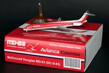 Avianca Colombia MD-83 Reg: EI-CEQ JC Wings 1:200 Diecast Models XX2901