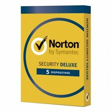 Symantec - Norton Security Deluxe 5lic