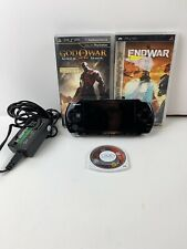 PSP 3001. NEW Battery. + Charger, 3 Games, 2GB Memory Card. Tested!